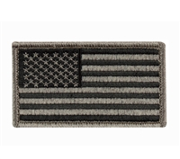 Rothco US Flag Patch With Hook Back - 17780