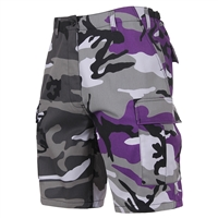 Rothco 1820 Two-Tone Camo BDU Shorts
