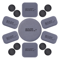 Rothco Tactical Helmet Replacement Pad Set 1850