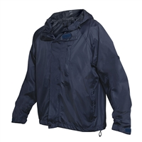 Rothco Navy Packable Rain Jacket - 1874