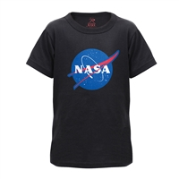Rothco Kids NASA Meatball Logo T-Shirt 1918