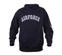 Rothco Blue Air Force Pullover Hoodie - 2047