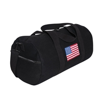 Rothco U.S. Flag Shoulder Duffle Bag - 2129