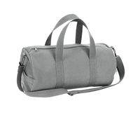 Rothco Grey Canvas Shoulder Bag - 2226