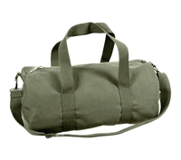 Rothco Olive Drab Canvas Shoulder Bag - 2241