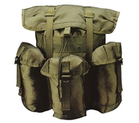 Rothco Olive Drab Mini Alice Packs - 2245