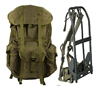 Rothco 2250 OD Medium Alice Pack With Frame