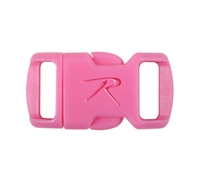 Rothco Pink Side Release Buckle - 229