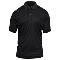 Rothco Moisture Wicking Polo Shirt 2291