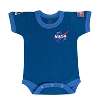 Rothco Nasa Infant One Piece Bodysuit - 2296
