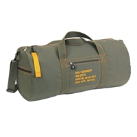 Rothco Canvas Equipment Bag 2354