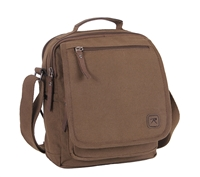 Rothco Brown Everyday Work Shoulder Bag - 2360