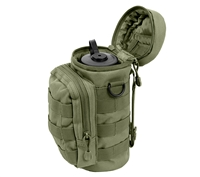 Rothco Olive Drab Molle Water Bottle Pouch - 2379
