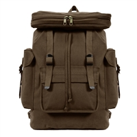 Rothco Canvas European Rucksack - 2384