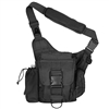 Rothco Black Advanced Tactical Bag - 2438