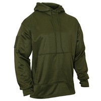 Rothco Black Concealed Carry Hoodie 2471