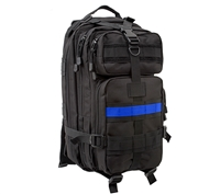 Rothco Thin Blue Line Medium Transport Pack - 2595