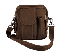 Rothco Brown Canvas Excursion Organizer - 2627