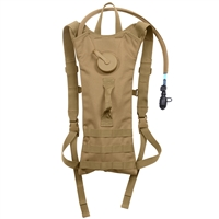Rothco Coyote Backstrap Hydration System - 2825
