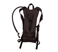 Rothco Black Backstrap Hydration System - 2830