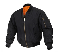 Rothco Enhanced Nylon MA-1 Flight Jacket 2890