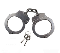 Rothco Stainless Steel Hinged Handcuffs - 30094