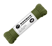 Rothco Olive Drab 50 Foot Polyester Paracord - 30700