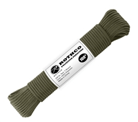 Rothco Olive Drab 100 Foot Polyester Paracord - 30800