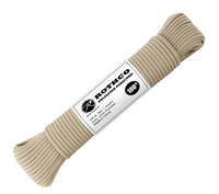 Rothco Tan 100 Foot Polyester Paracord - 30801