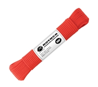 Rothco Red 100 Foot Polyester Paracord - 30805