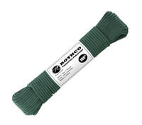 Rothco Hunter Green 100 Foot Polyester Paracord - 30807