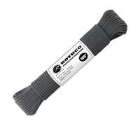 Rothco Charcoal Grey 100 Foot Polyester Paracord - 30809