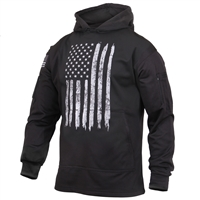 Rothco 3166 US Flag Concealed Carry Hooded Sweatshirt
