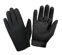 Rothco Black Ultra Light High Gloves - 3481