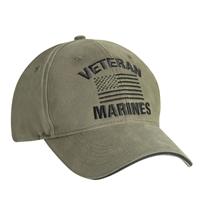 Rothco Vintage Marines Veteran Low Profile Cap 3515
