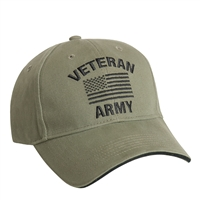 Rothco Vintage Army Veteran Low Profile Cap 3521