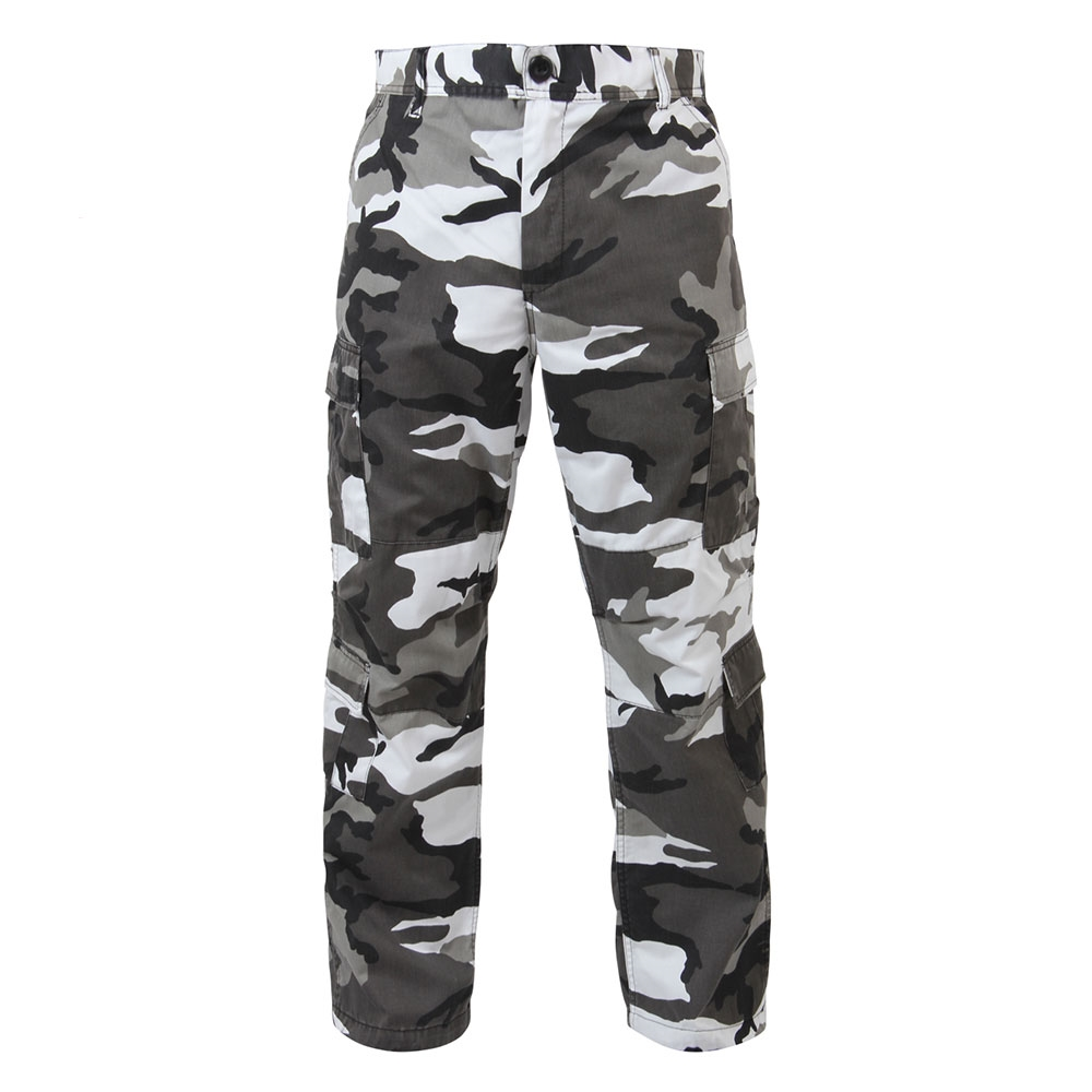 2f9f913cac Rothco Vintage Urban Camo Paratrooper Pants - 3586. View Larger Photo
