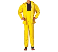 Rothco Yellow Deluxe Pvc Rainsuit - 3620