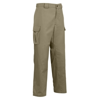 Rothco Khaki Tactical 10-8 Lightweight Field Pant 3761