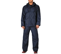 Rothco Navy 2 Piece Pvc Rainsuit - 3770