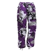 Rothco Womens Paratrooper Ultra Violet Camo Pants 3783