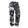 Rothco Womens City Camo Paratrooper Pants 3785