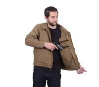 Rothco Lightweight Concealed Carry Jacket - 3801