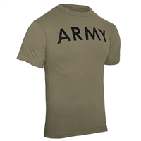 Rothco Army Physical Training T-Shirt 3872