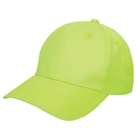 Rothco Safety Green Low Profile Cap 3882