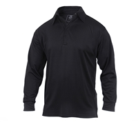 Rothco Long Sleeve Tactical Performance Polo 3932