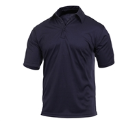 Rothco Navy Tactical Performance Polo Shirt 3935