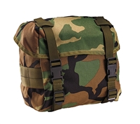 Rothco Woodland Camouflage Nylon Butt Pack - 40002