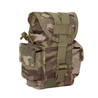 Rothco MultiCam Molle II Canteen Utility Pouch - 40024