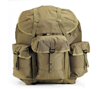 Rothco Enhanced Nylon Large Alice Pack with Frame - 40045